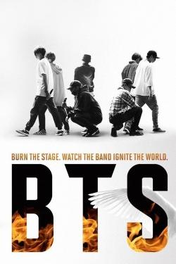 BTS: Burn the Stage