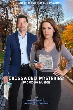 Crossword Mysteries: Proposing Murder