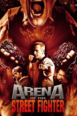 Arena of the Street Fighter